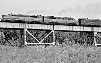 The Southern Pacific Argonaut – the slow run to Los Angeles #TrainThursday