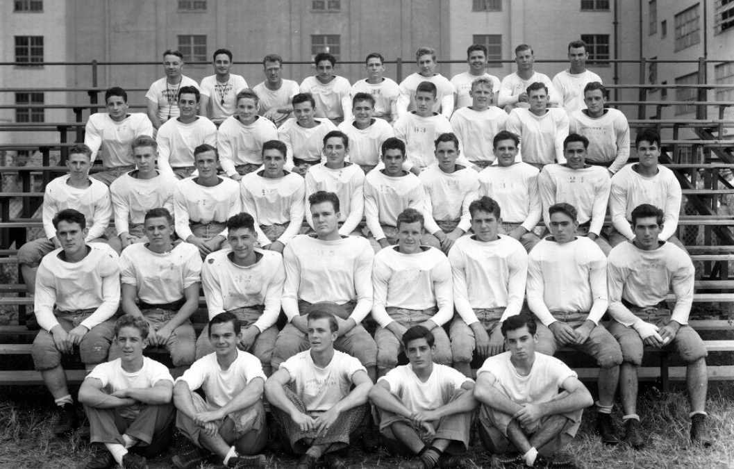 Fortier High School football – friday night lights in the forties
