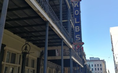 Kolb's Restaurant and the Fading Signs project