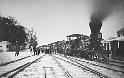 Smokey Mary – The Pontchartrain Railroad in the 1860s #TrainThursday