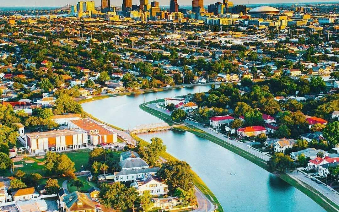 NOLA History Guy Podcast 20-April-2019 Unpacking Bayou St. John