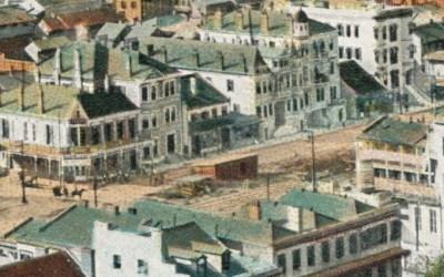 Basin Street 1900 – Before Terminal Station #TrainThursday
