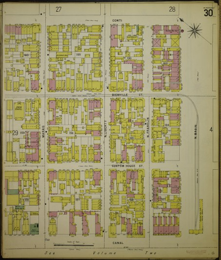 Basin Street 1900