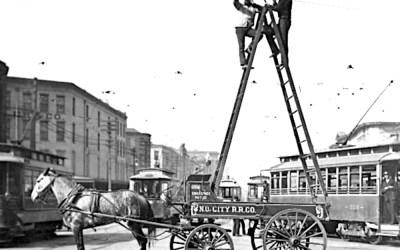 Transit Maintenance – NOLA History Guy Podcast 2020-03-22