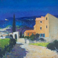 La Mas Provencal | Pierre Neveu | Nolan-Rankin Galleries - Houston