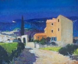 La Mas Provencal | Pierre Neveu | Nolan-Rankin Galleries - Houston