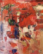 Emotion delicate   NR5339   100 Figure: 63.75 x 51.25 in.   Michèle Lellouche   Nolan-Rankin Galleries - Houston