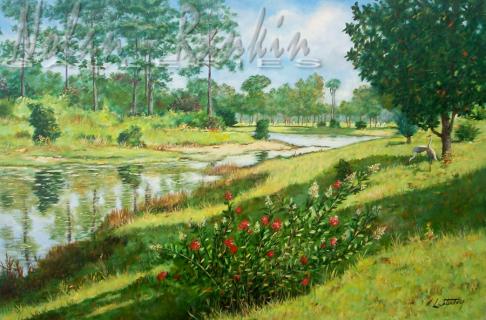 Earth Water Sky | Manes Lichtenberg | Nolan-Rankin Galleries - Houston