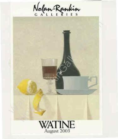 Nicolas Watine | Nolan-Rankin Galleries | Houston, TX