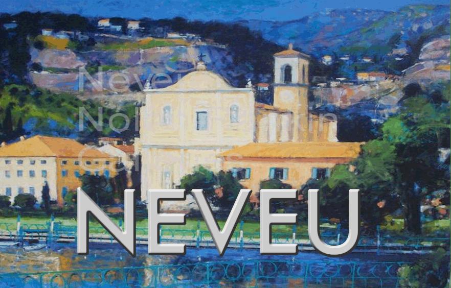 Pierre Neveu |Nolan-Rankin Galleries - Houston