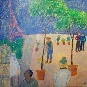 Michel Sarazin | Nolan-Rankin Galleries