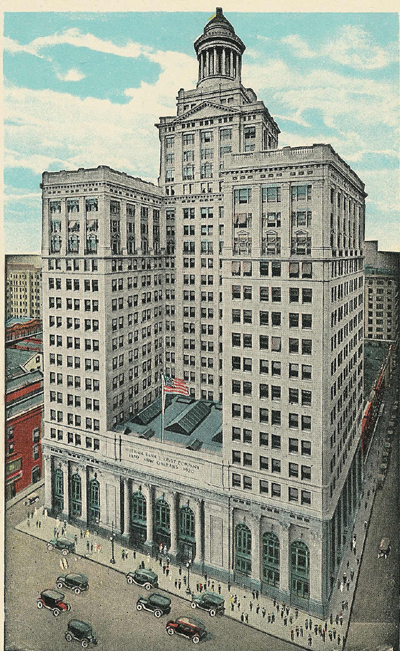 Hibernia Tower Apartments New Orleans