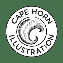 Cape Horn Illustration