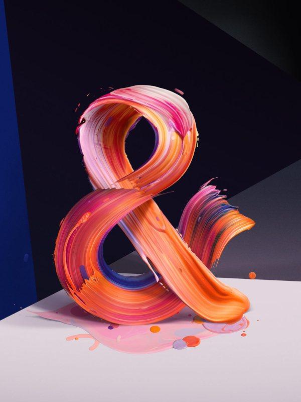 Typography Graphic Design Ideas