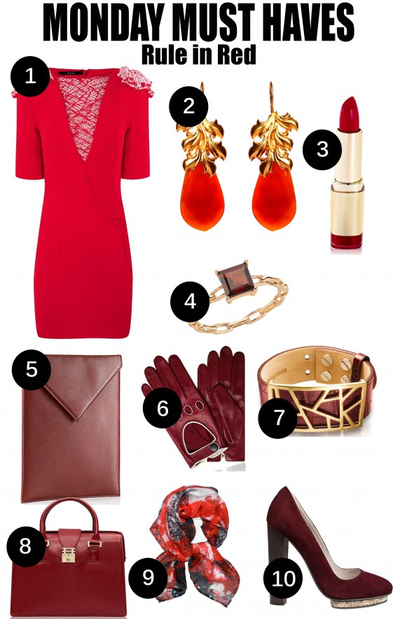 040814 Nolcha Monday Must Haves Rule in Red