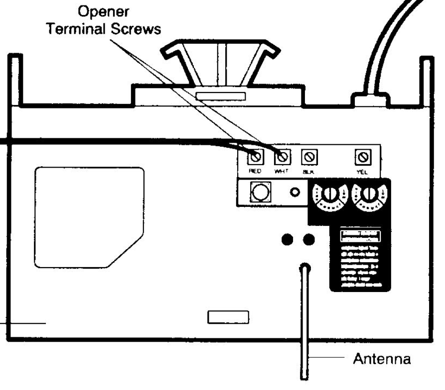 related with liftmaster wiring diagram 1 3 hp
