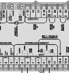 lift master motor la412 wire diagram wiring library rh 44 evitta de 9 wire motor wiring [ 1220 x 865 Pixel ]