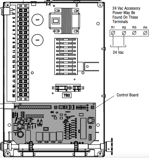 small resolution of eco400ks liftmaster gl controller board
