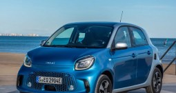 SMART FORFOUR Eq 60kw Pure