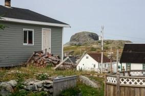 Brimstone Head, Fogo Island -- so-called corner of the world