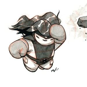 Jean Grey Panda
