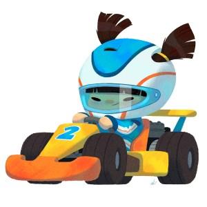Baby Us: Go-Cart Girl
