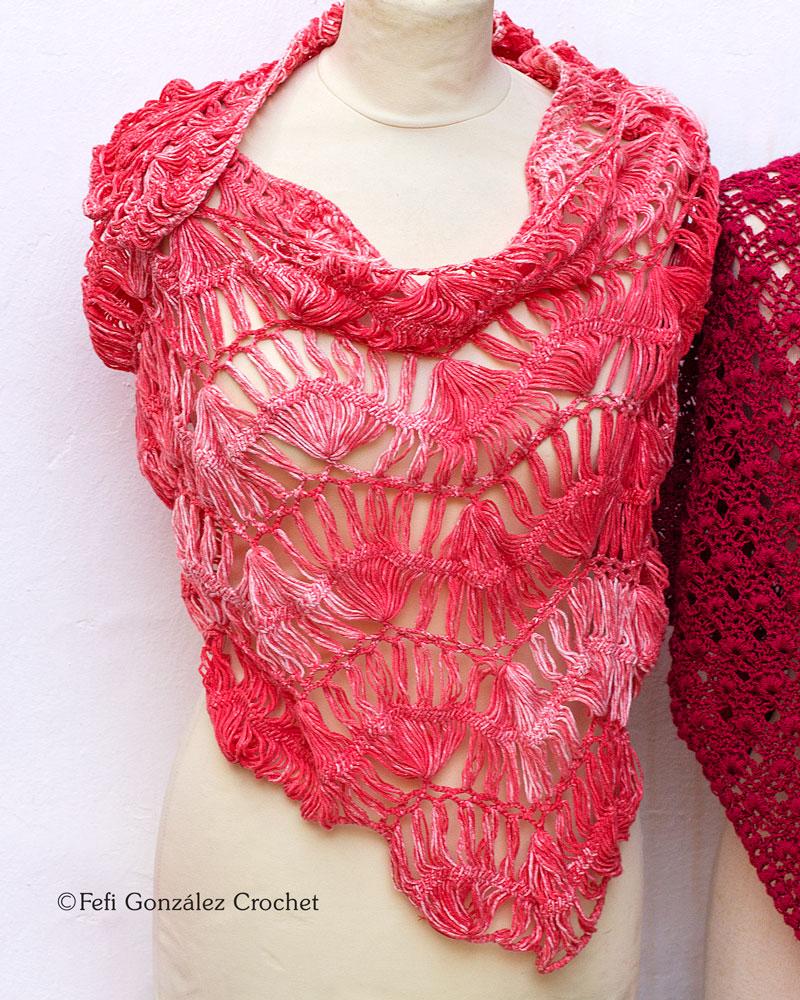 chal realizado por Fefi González Crochet