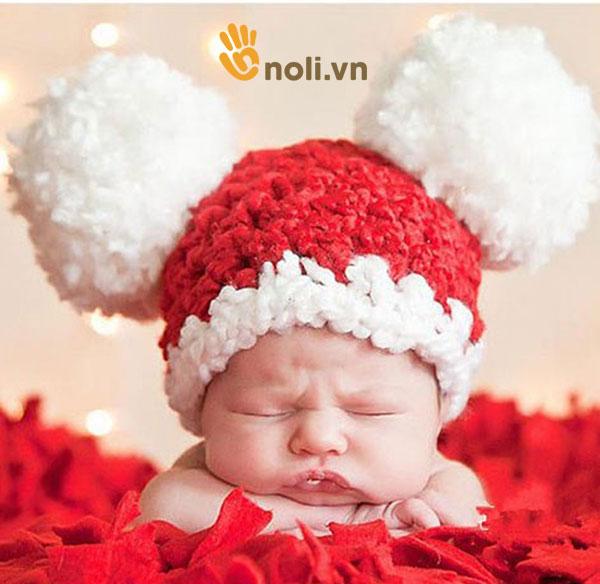 Bộ sưu tập mũ len móc cho các thiên thần nhỏ