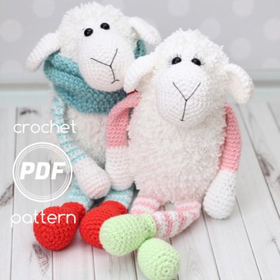 Bộ sưu tập thú móc len của nhà thiết kế Karapooz Crochet