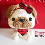 Chart móc cún Piper siêu xinh xắn dành cho bé yêu