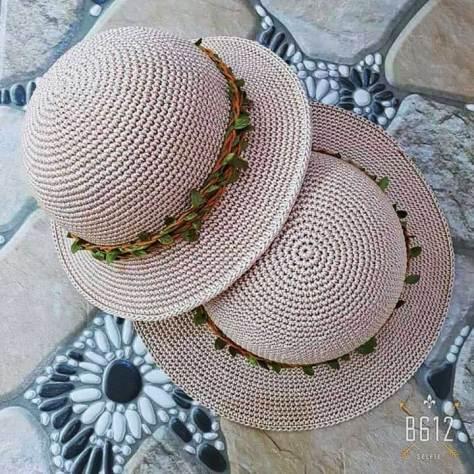 Hướng dẫn móc mũ tròn đều nét đẹp của tác giả TyGon Handmade