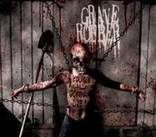 No Life 'til Metal  Cd Gallery  Grave Robber