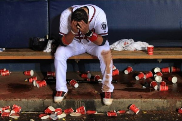 The Braves have been disappointing Georgia sports fans for years.