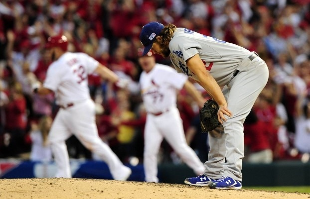 Kershaw has not yet displayed the clutch factor in his illustrious career.
