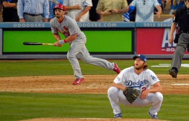 Playoff Kershaw is used to seeing the ball fly over the yard.