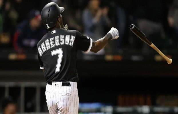 Tim Anderson caps off baseball's most exciting team.