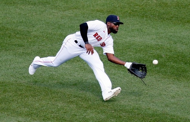 If Jackie Bradley leaves Boston, the George Springer free agency market will expand instantly.
