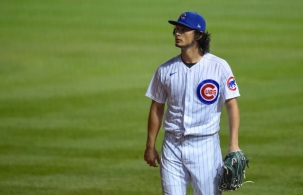 Yu Darvish was traded in one of the biggest moves of the MLB offseason.