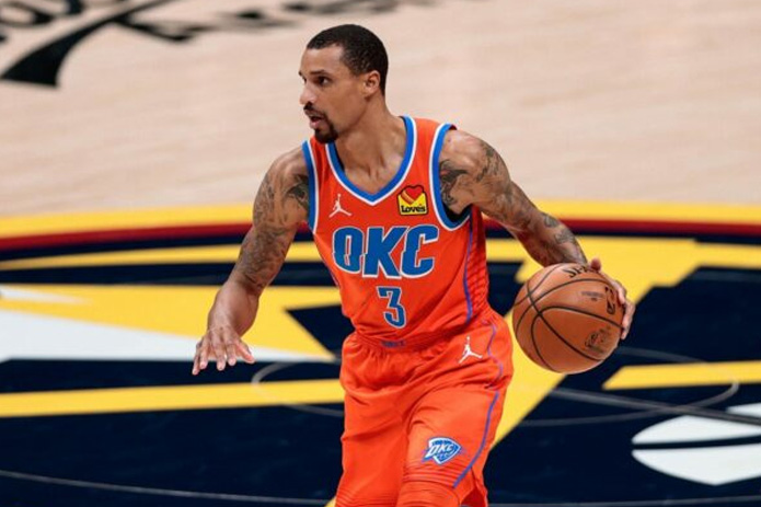 George Hill (All rights reserved.)