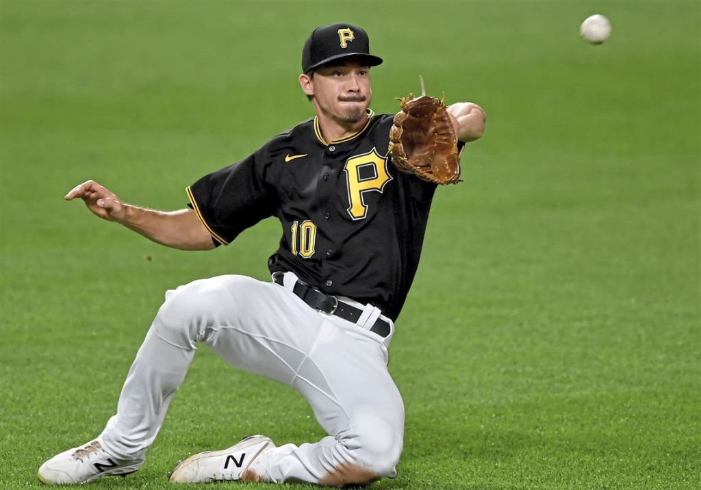 Bryan Reynolds is a hot commodity for the Pirates at the trade deadline.