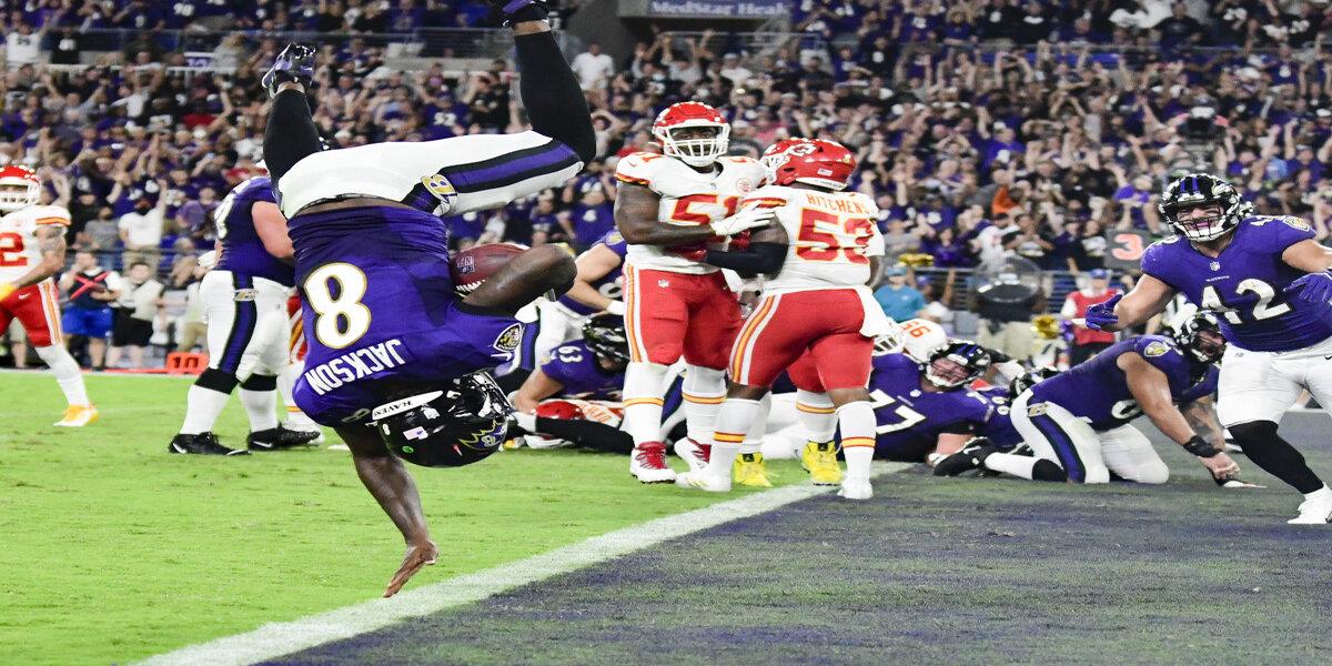 Top 5 Super Bowl Contenders After Week 2