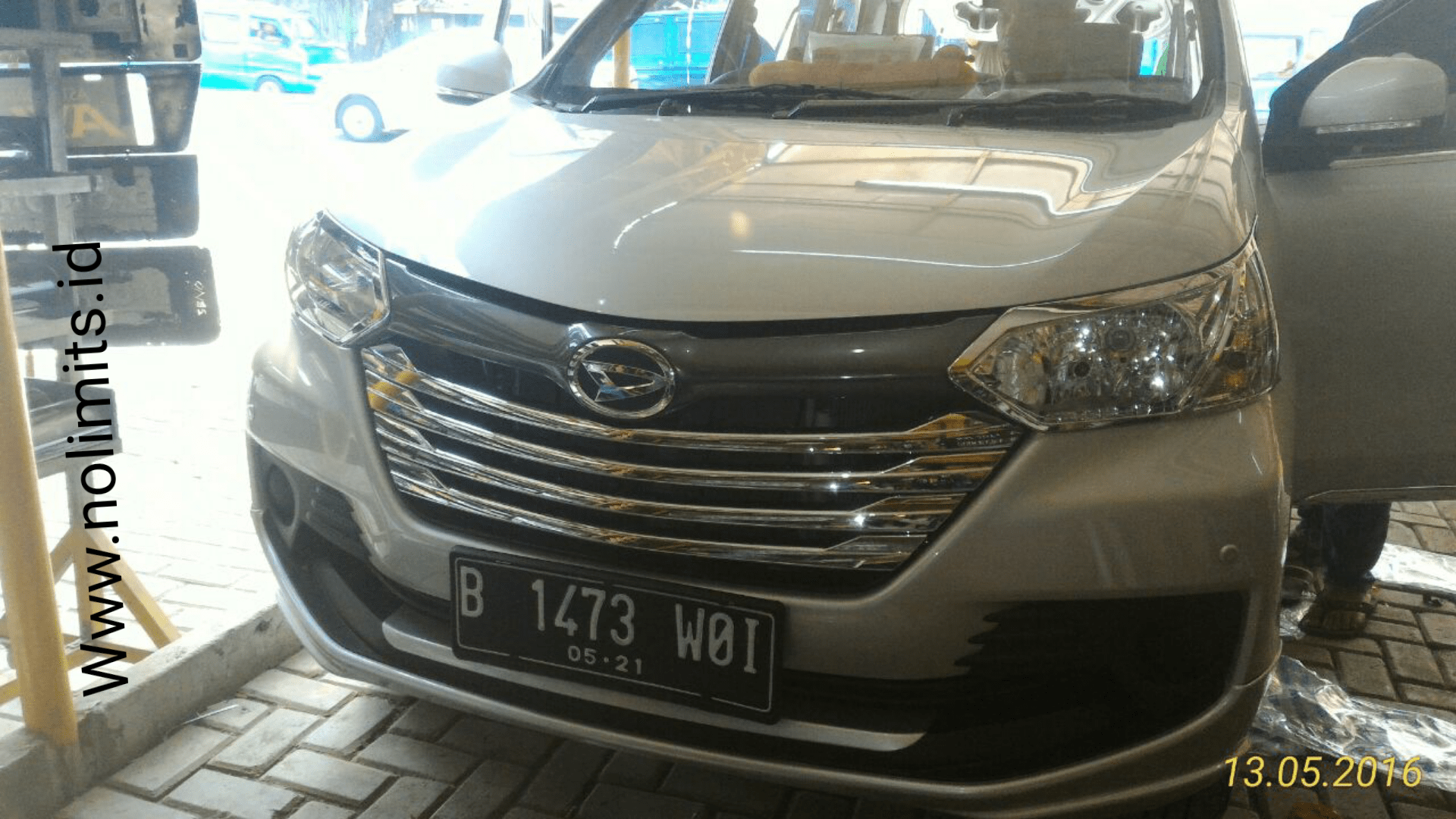 warna terlaris grand new avanza toyota yaris trd wiki list grill bumper depan 4 pcs great