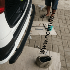 Grand New Avanza Review Type E Pengaman Belakang Xenia Plat