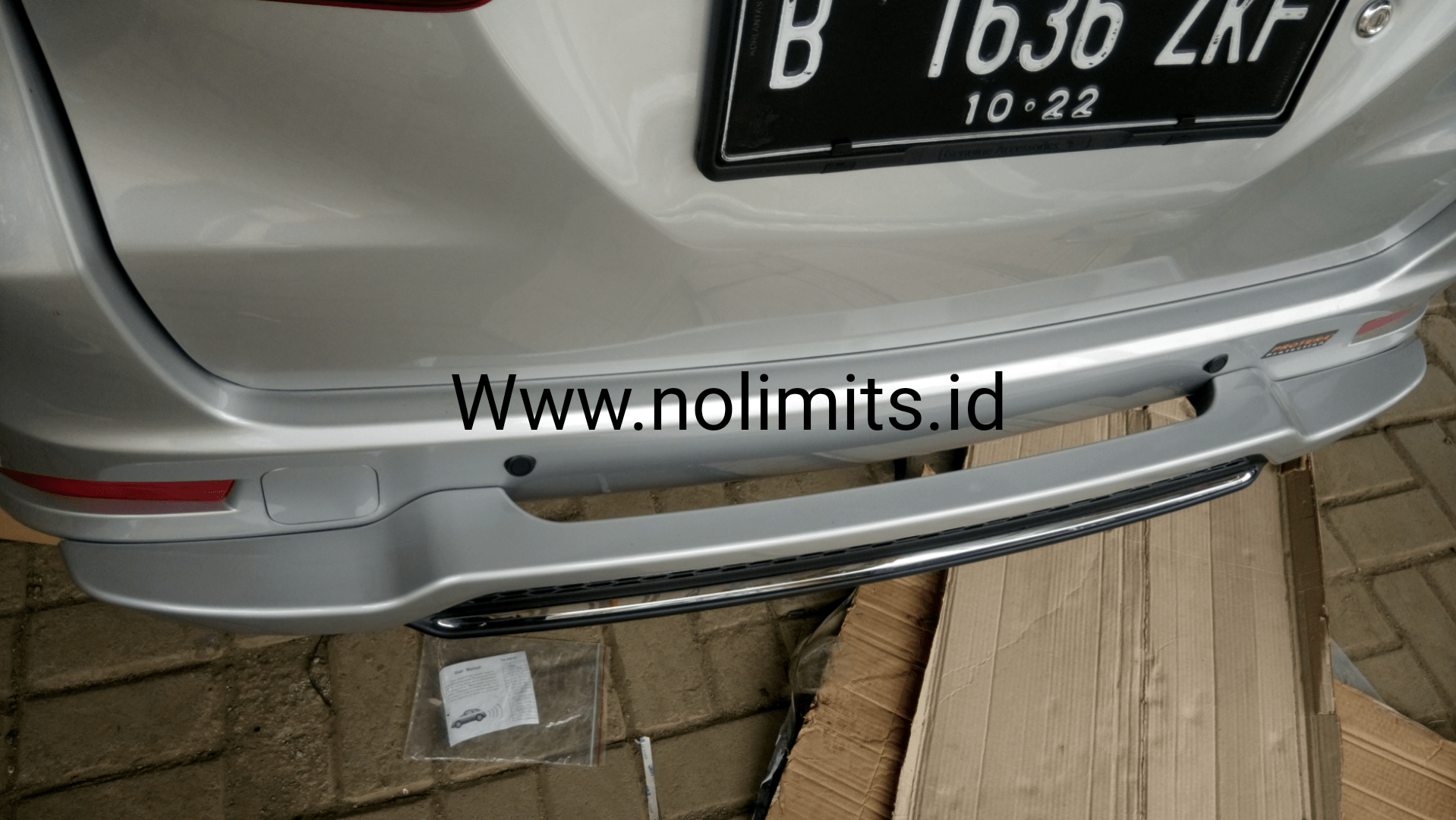 aksesoris grand new avanza 2017 filter oli pengaman belakang great xenia