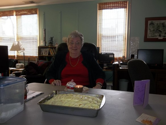 Happy Birthday, Rosemary!!  Thank you for everything you do!