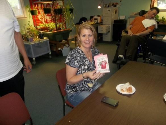Happy Birthday Suzie - did you get a raise??