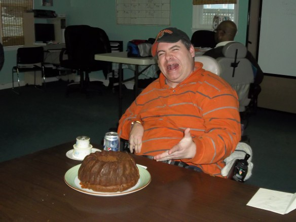 Happy Birthday to You!!! Matt LOVES his cake from Rosemary, Yum Yum!!