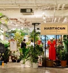 the entrance to habitacion no doors walls or even drapes just greenery  [ 1280 x 853 Pixel ]