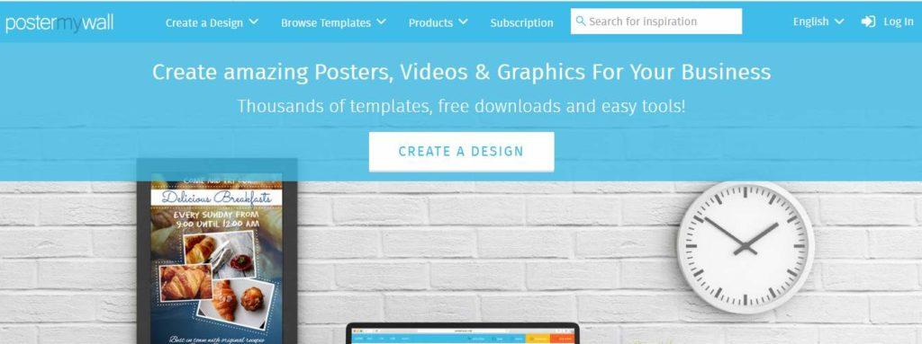 8 best free flyer maker online best