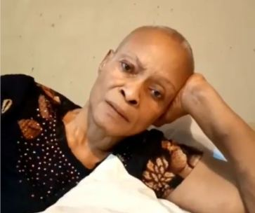 ify onwuemene is dying of cancer